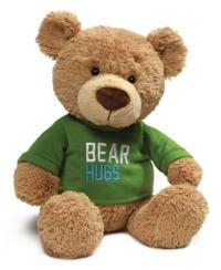 Gund: Bear Hugs T-Shirt - Bear Plush