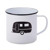 Enamel Mug - Caravan