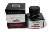 J Herbin: Fountain Pen Ink - Gris Nuage (30ml)