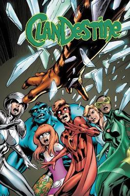 Clandestine: Family Ties by Alan Davis