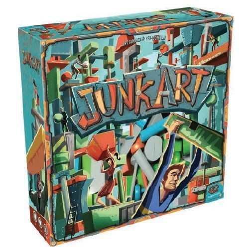 Junk Art - Plastic Edition