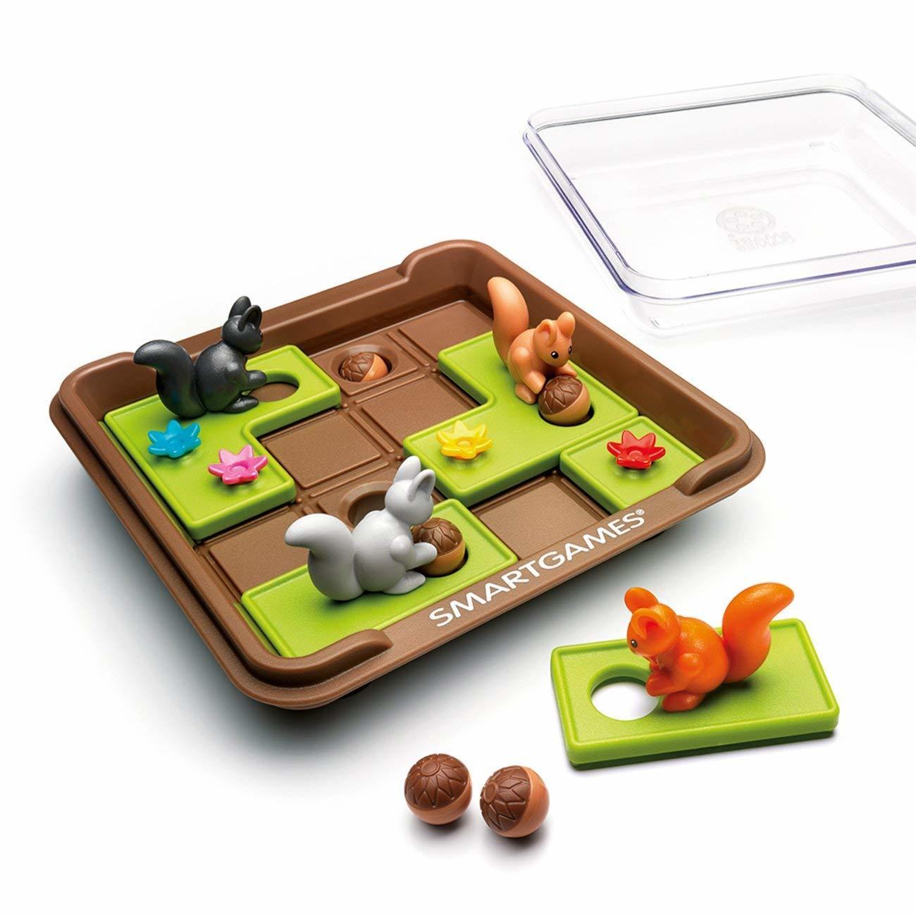 Smart Games: Squirrels go Nuts! - Logic Game image