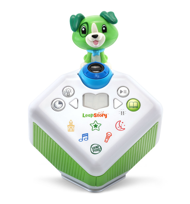 LeapFrog: LeapStory - Lights & Sounds Story Cube
