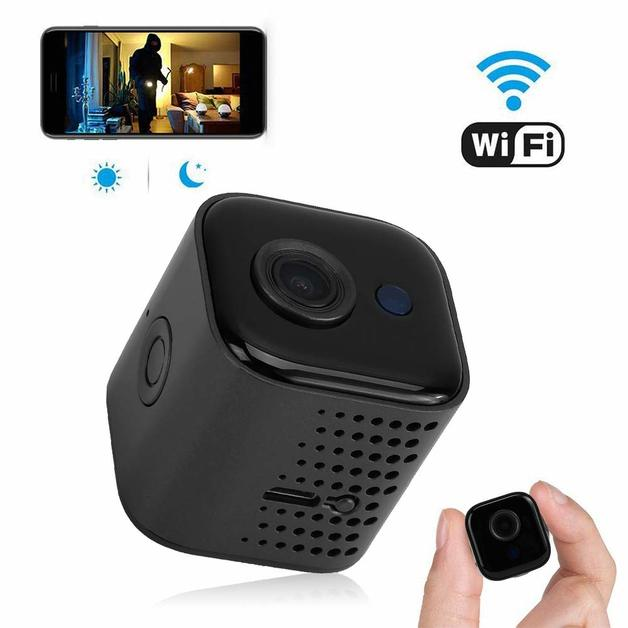 Ape Basics Home Security Mini HD WiFi IP Camera