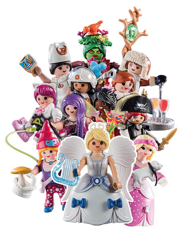 Playmobil: Series 17 (Girls) - Mini Figure (Blind Bag)