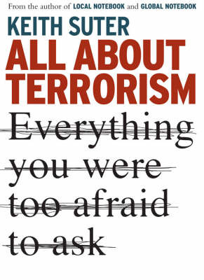 All About Terrorism by Keith Suter image