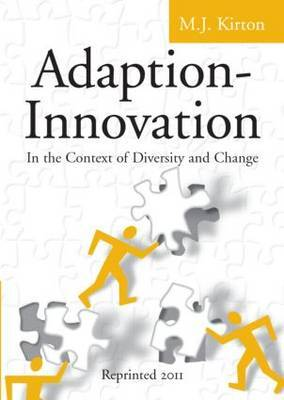 Adaption-Innovation by M.J. Kirton image