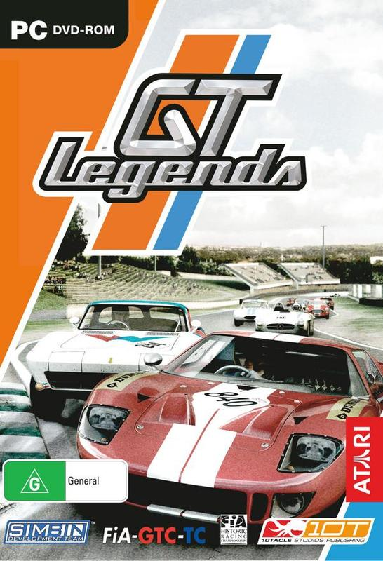GT Legends for PC