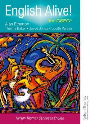 English Alive! for CSEC by Alan Etherton image