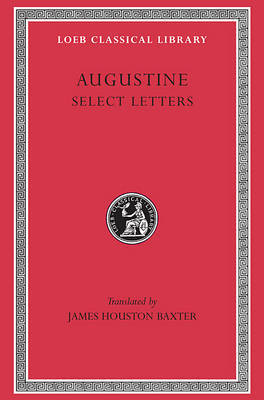 Select Letters by Edmund Augustine image