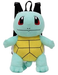 "Pokemon: Squirtle - 17"" Plush Backpack"