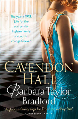 Cavendon Hall by Barbara Taylor Bradford image