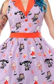 Sourpuss: Circus Cat - June Dress (Small)