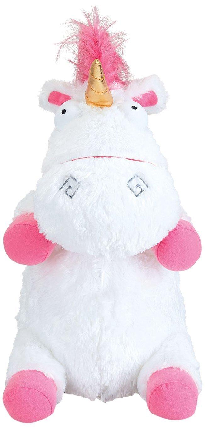 Despicable Me 3: Jumbo Fluffy - Lights & Sounds Plush image