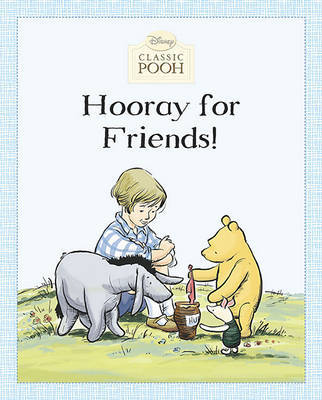Hooray for Friends! by Laura Dollin