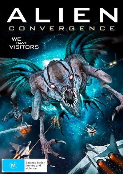 Alien Convergence on DVD