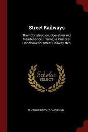 Street Railways by Charles Bryant Fairchild image