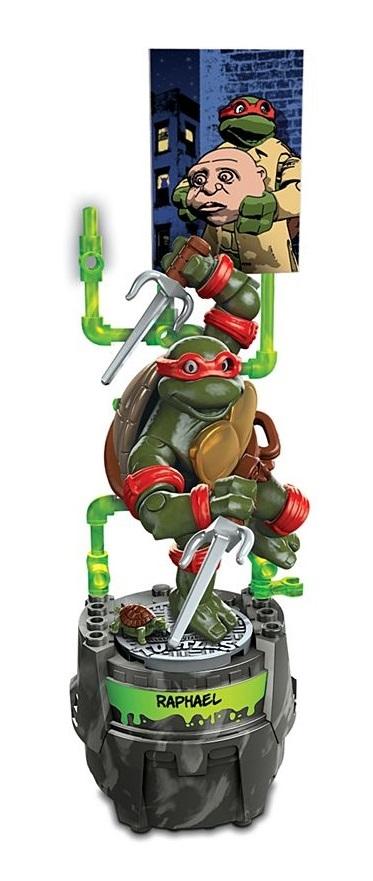 Mega Construx: TMNT Mutagen Canister - Raphael image