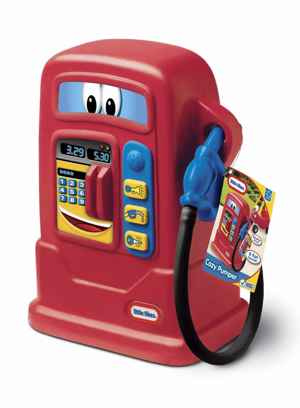 Little Tikes: Cozy Pumper - Play-Time Gas Pump
