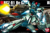 HGUC 1/144 Re-GZ - Model Kit