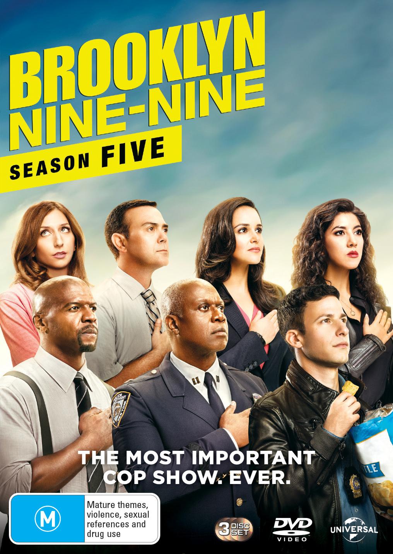 Brooklyn Nine-Nine: Season 5 on DVD image