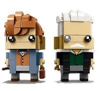 LEGO Brickheadz: Newt Scamander & Gellert Grindelwald (41631)