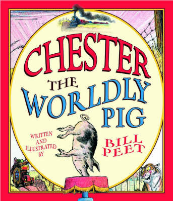Chester, the Worldly Pig image