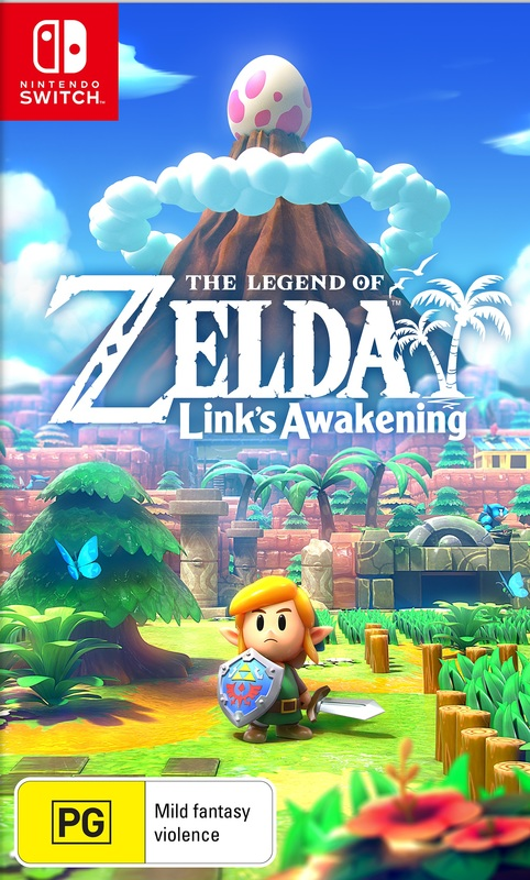 The Legend of Zelda: Link's Awakening for Switch