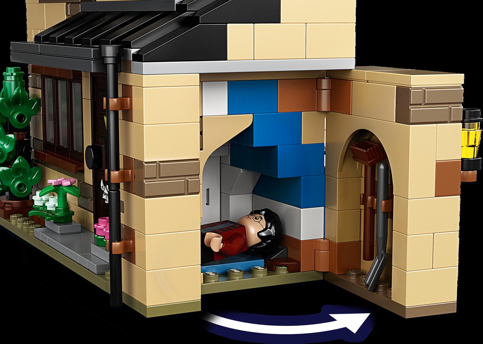 LEGO Harry Potter: 4 Privet Drive - (75968) image