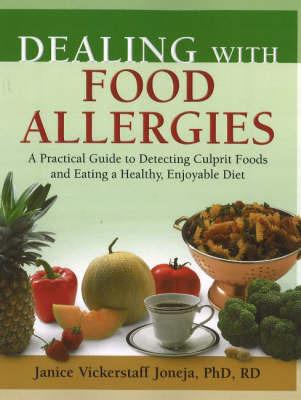 Dealing with Food Allergies by Janice M.Vickerstaff Joneja image