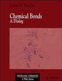 Chemical Bonds by Jeremy K. Burdett