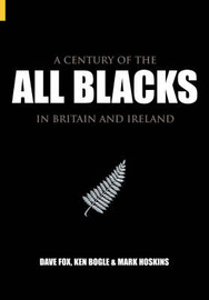 Century of the All Blacks by David Fox image