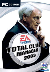 Total Club Manager 2003 for PC
