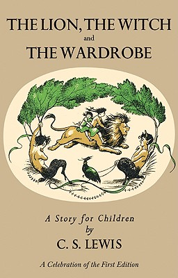 The Lion, the Witch and the Wardrobe (Deluxe Facsimile Edition) by C.S Lewis image