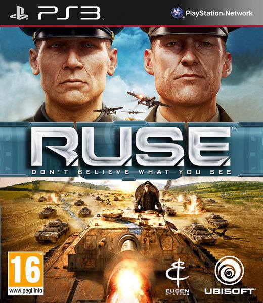 R.U.S.E (PS Move Compatible) for PS3