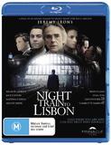 Night Train to Lisbon on Blu-ray