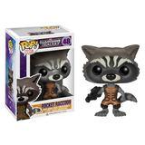 Guardians of the Galaxy Rocket Raccoon Pop! Bobble Vinyl Figure