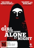 A Girl Walks Home Alone At Night on DVD