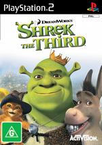 Shrek the Third for PlayStation 2