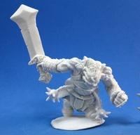 Dark Heaven Bones: Fire Giant Warrior image