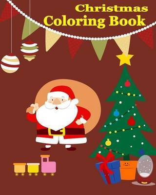 Christmas Coloring Book by Mimic Mock image