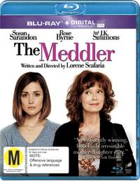The Meddler on Blu-ray