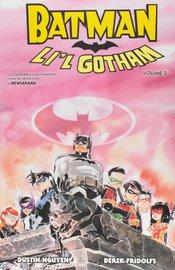 Batman: Li'l Gotham Volume 2 TP by Dustin Nguyen
