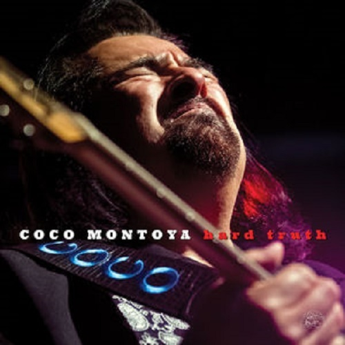 Hard Truth by Coco Montoya image