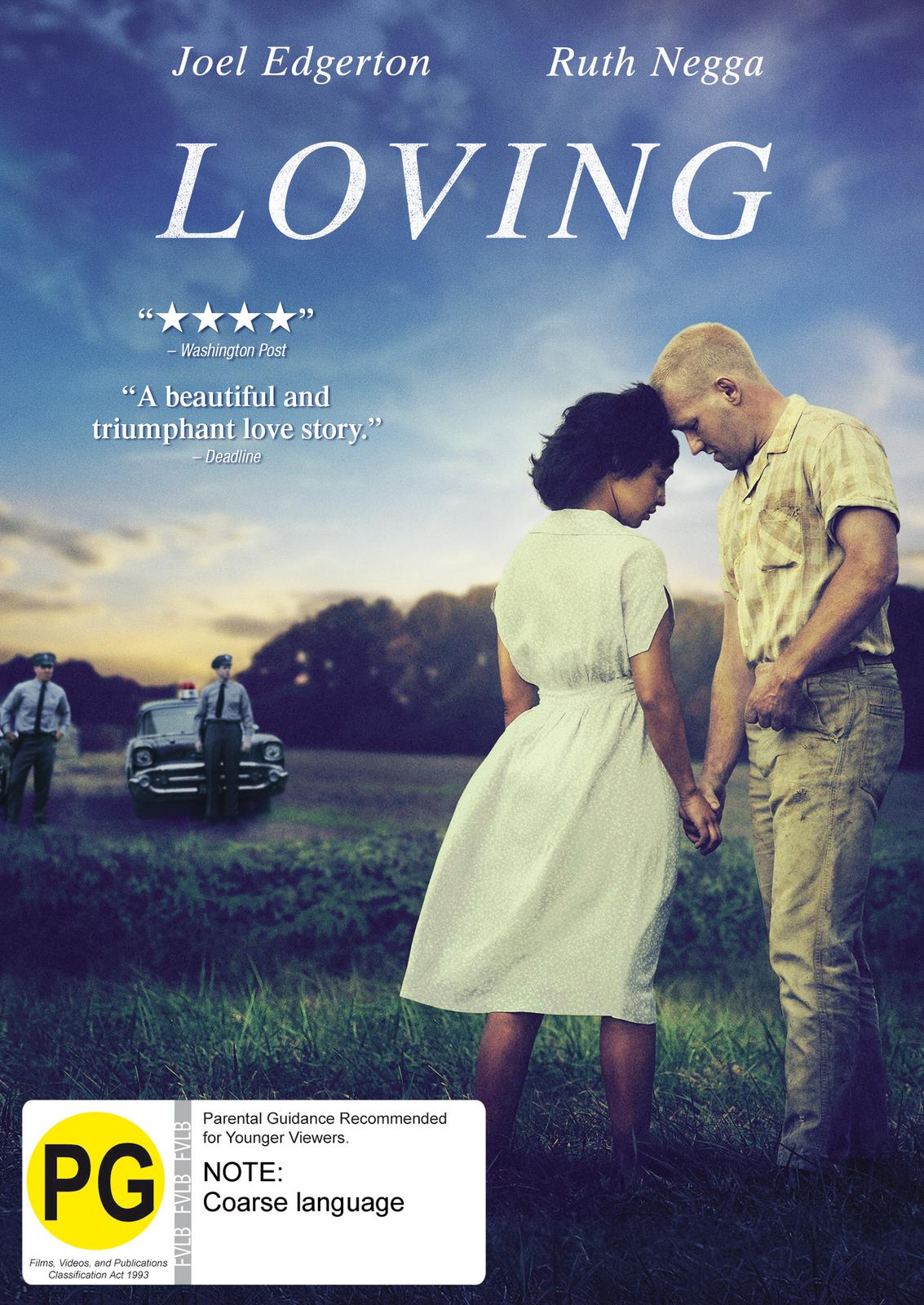 Loving on DVD image