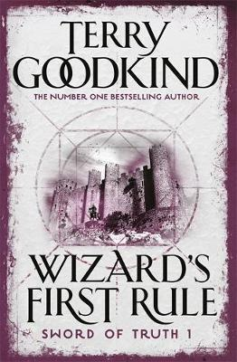 Wizard's First Rule (Sword of Truth #1) by Terry Goodkind image