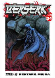 Berserk Volume 34 by Kentaro Miura