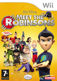 Meet the Robinsons for Nintendo Wii image
