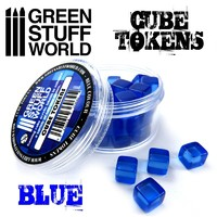 Blue Cube tokens