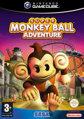 Super Monkey Ball Adventure for GameCube